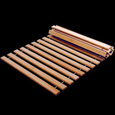 Rollrost Holz mit Schatten